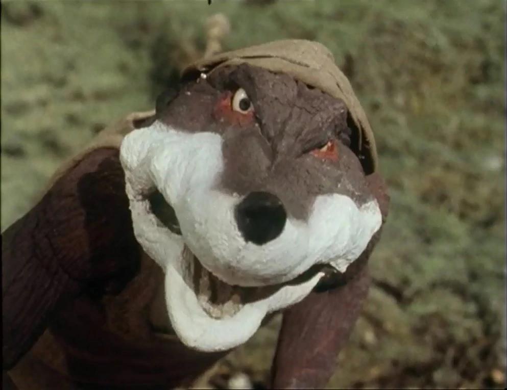 Weasel Henchman