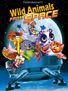 Wild Animals from Space Poster