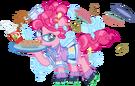 1950s Pinkie Pie