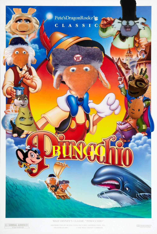 Bungo (Pinocchio)