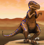 Dinosaur explorers - deinonychus