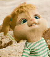 Eleanor Miller in Alvin and The Chipmunks Chipwrecked