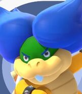 Ludwig von Koopa in Mario and Sonic at the Olympic Games Tokyo 2020