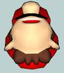Mario Head threw his head back
