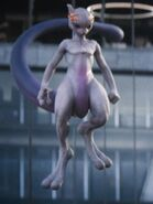 Mewtwo from Detective Pikachu