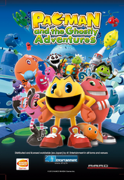 Pacman Poster 41 Entertainment.png