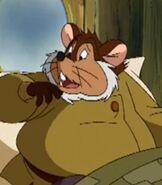 Papa Mousekewitz in An American Tail The Treasure of Manhattan Island