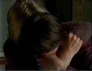 Paul and Linda McCartney Crying at John Lennon's Death