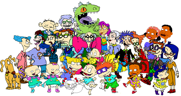 The Gang of Rugrats