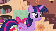 Twilight to come learn new things S4E15