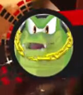 Vector the Crocodile in Sonic Forces