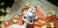 Wallace and gromit curse of the were-rabbit 20 - is wallace dead