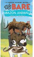 We Bare Amazon Animals poster