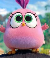 Zoe in The Angry Birds Movie 2