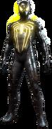 Anti-Ock Suit from MSM render