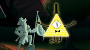 Bill cipher take over town