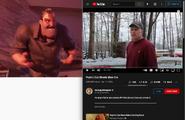 Bob Parr vs Psycho Dad