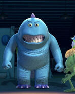 Bob Peterson in monsters inc