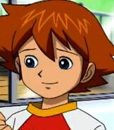 Christopher Thorndyke in Sonic X