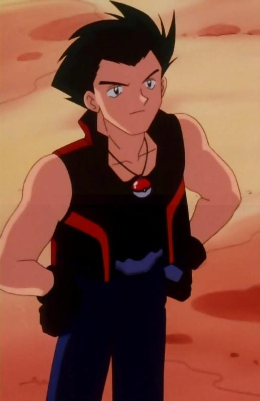 Drake (Pokemon (Orange Islands))