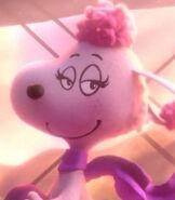 Fifi in The Peanuts Movie