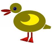 Math blaster jr spectacular shape circus oval duck