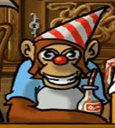 Monkey in hugo lek och lar 4 den magiska trolldrycken