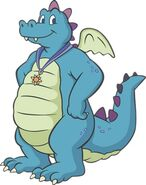 Ord the Blue Dragon