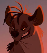 Shenzi in The Lion King
