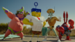 Spongebobinivibubbleandteam