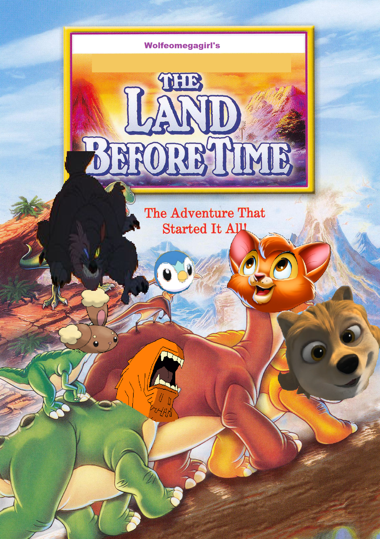 The Land Before Time (Wolfeomegagirl)