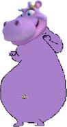 Wild Hippo Hilda Dancing