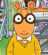 Arthur Read in Arthur's 1st Grade
