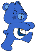 Bedtime Bear rosemaryhills