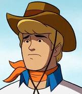 Fred Jones in Scooby-Doo Shaggy's Showdown