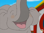 George Shrinks Hollywoodedge Elephant Trumpeting PE024801