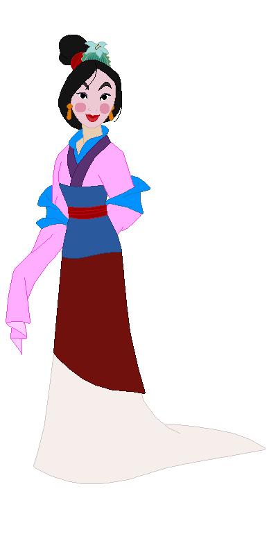 Mulan Mtachmaker