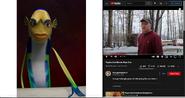 Oscar vs Psycho Dad