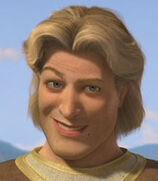 Prince Charming in Shrek 2