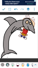 Stanley as Bottlenose Dolphin