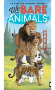 We Bare Animals (NR1GLA Style) Poster