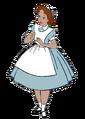 Wendy darling as alice by darthraner83-d7qifa6