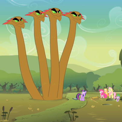 The Hydra (My Little Pony)