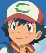Ash Ketchum in Pokemon the Movie The Power of Us