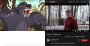 Baloo vs Psycho Dad