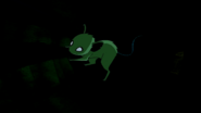 Beast Boy as Mouse