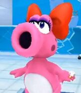 Birdo in Mario and Sonic at the London 2012 Olympic Games