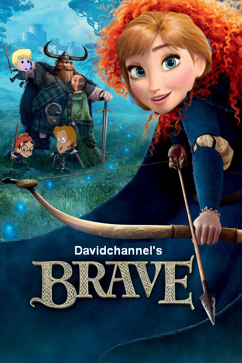 Brave (Davidchannel's Version)