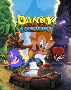 Danny Cat N. Sane Trilogy Cover Art.jpg
