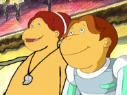 Hippo Muffy and her Son